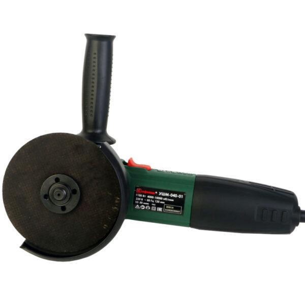 Углошлифовальная машина (болгарка) УШМ-040-01 (константная электроника)